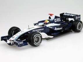 N. Rosberg Williams FW29 Formula 1 2007 1:18 HotWheels
