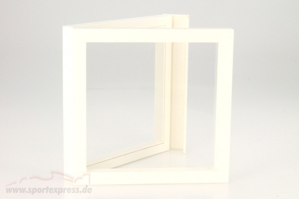 Floating Boxes white 100 x 100 mm