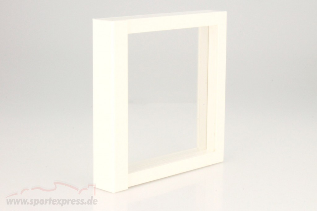 Floating Boxes white 180 x 180 mm