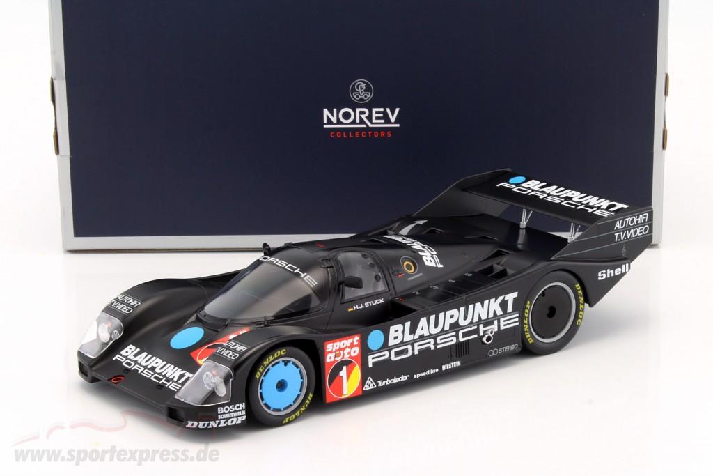 Porsche 962C #1 Winner ADAC Supersprint Nürburgring 1986 Stuck