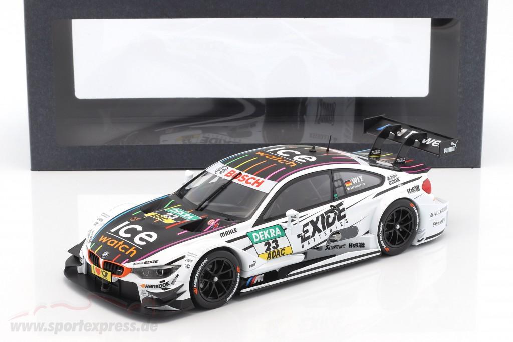 Marco Wittmann BMW M4 (F82) #23 DTM Champion 2014 Team-RMG