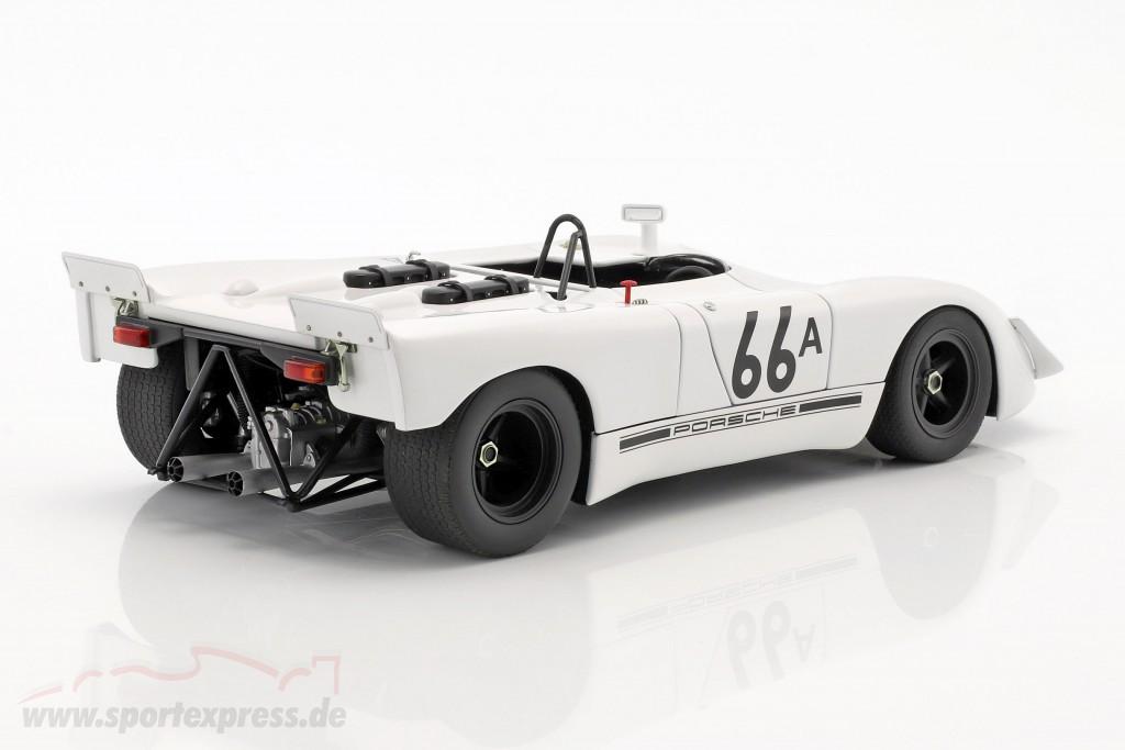 Porsche 908/02 Gulf Steve McQueen Holtville 1970 weiß