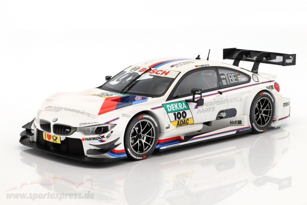 Martin Tomczyk BMW M4 DTM #100 DTM 2016 BMW Team Schnitzer