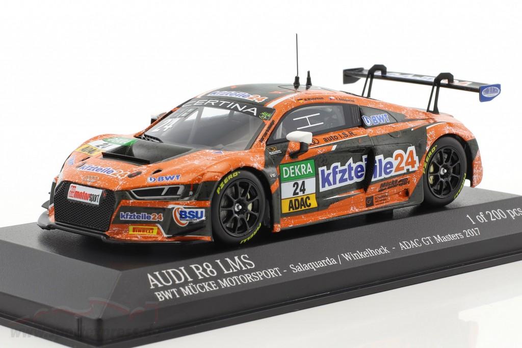Audi R8 LMS #24 GT Masters Salaquarda, Winkelhock
