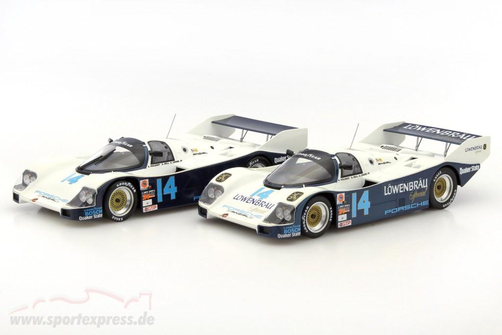 Porsche 962 C #14 Winner 24h Daytona 1986 Holbert, Unser, Bell