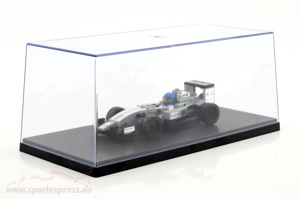 Acrylic Single Showcase for Model cars in the Scale