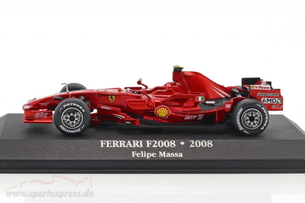 Felipe Massa Ferrari F2008 #2 2nd Formel 1 2008