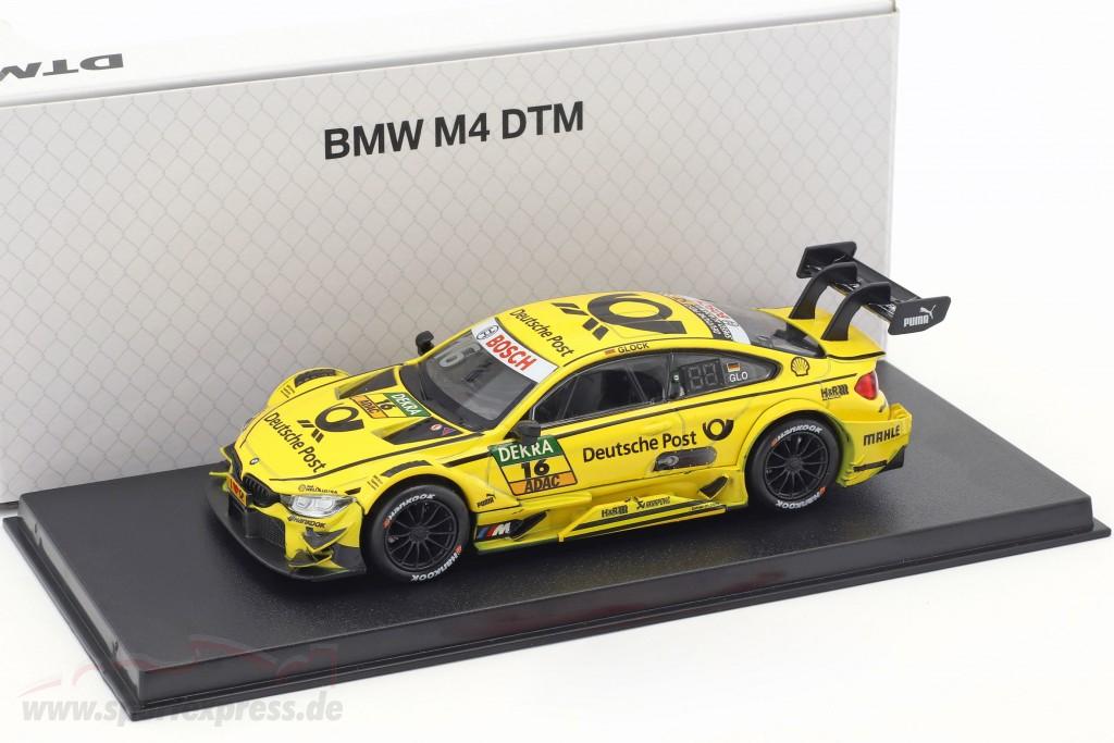 BMW M4 DTM #16 DTM 2017 Timo Glock BMW Team RMG