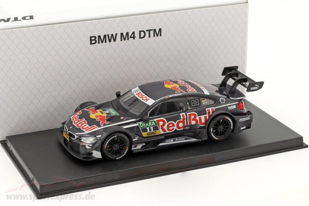 BMW M4 DTM #11 DTM 2017 Marco Wittmann BMW Team RMG  RMZ