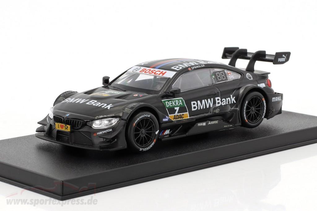 BMW M4 DTM #7 DTM 2017 Bruno Spengler BMW Team RBM  RMZ