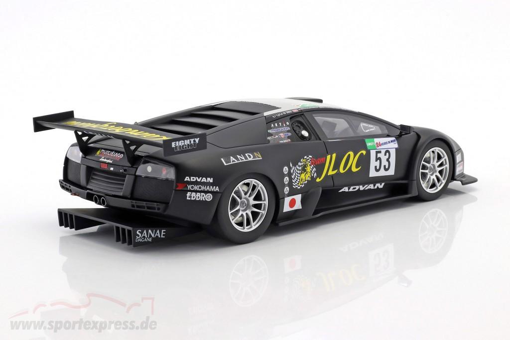 Lamborghini Murcielago R-GT #53 24h LeMans 2007 Apicella, Yamanishi, Yogou  GT-Spirit