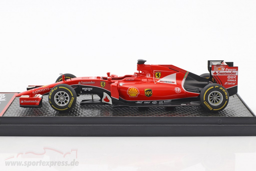 Ferrari SF15-T Launch Version Formel 1 2015  BBR