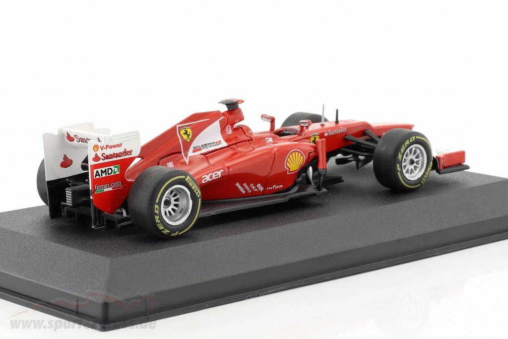 Fernando Alonso Ferrari F2012 #5 Formel 1 2012