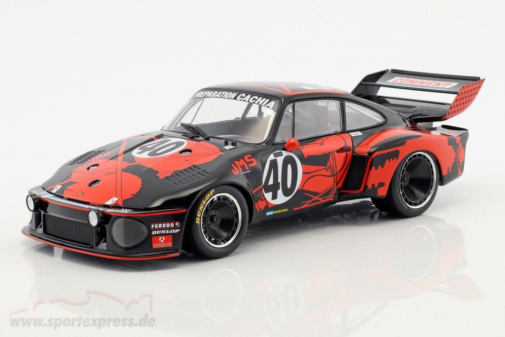 Porsche 935 #40 3rd 24h LeMans 1977 Ballot-Lena, Gregg