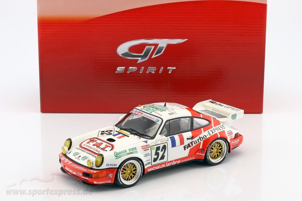 Porsche 911 964 Carrera RSR  24h Le Mans 1994  Larbre Competition 1:18 GT Spirit