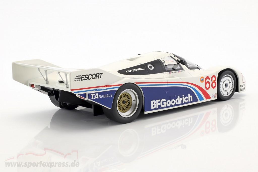 Porsche 962 IMSA #68 Winner Riverside 1985 Halsmer, Morton