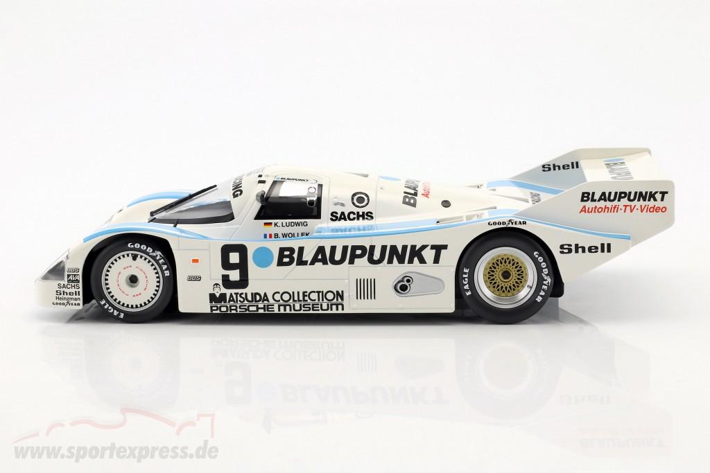 Porsche 962C #9 1000km Nürburgring 1987 Wollek, Ludwig