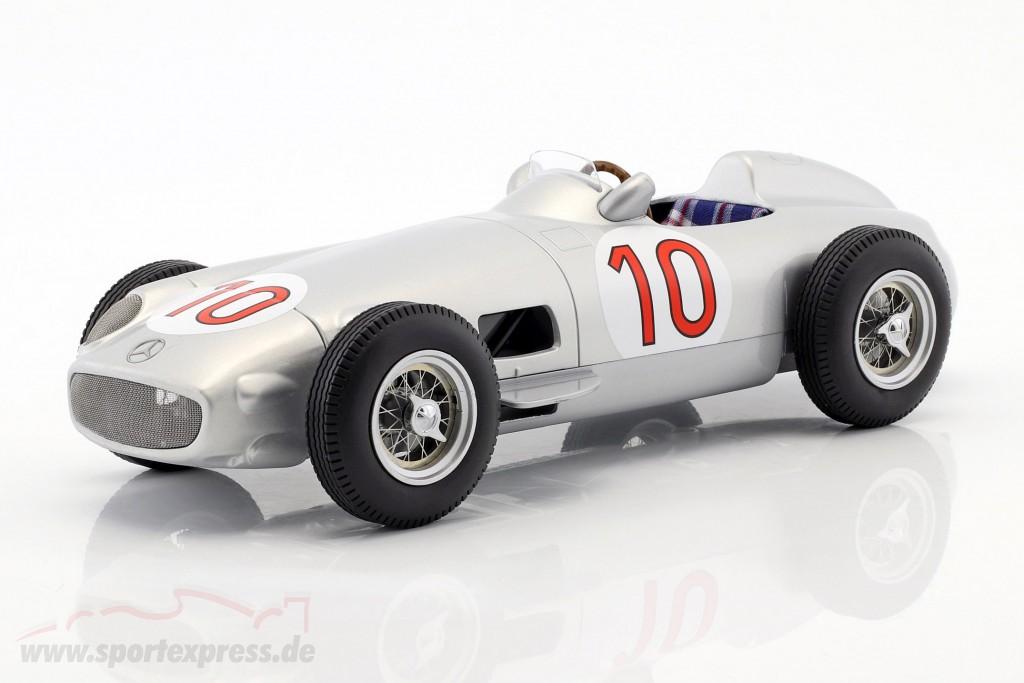 J.M. Fangio Mercedes-Benz W196 #10 Winner Belgian GP World Champion formula 1 1955