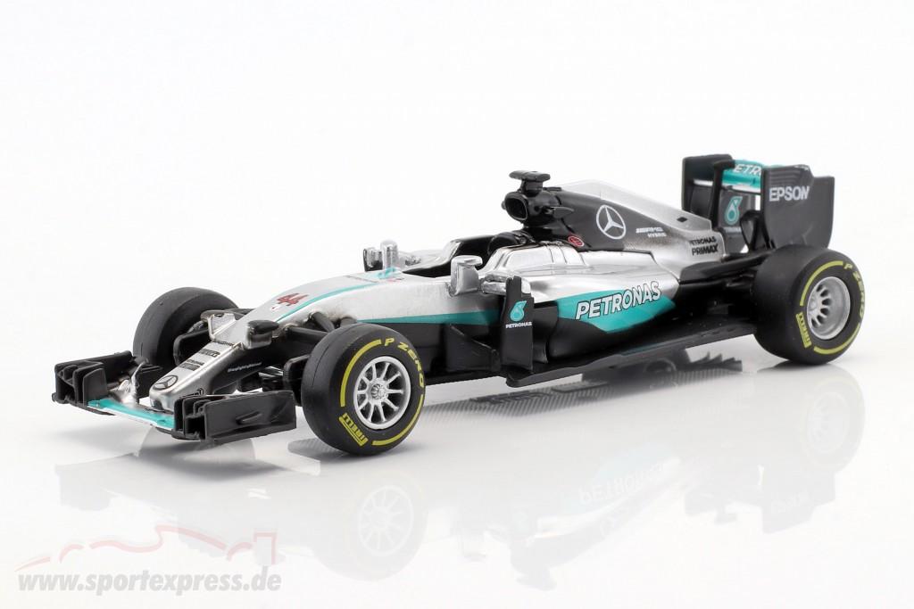 Lewis Hamilton Mercedes F1 W07 Hybrid #44 formula 1 2016