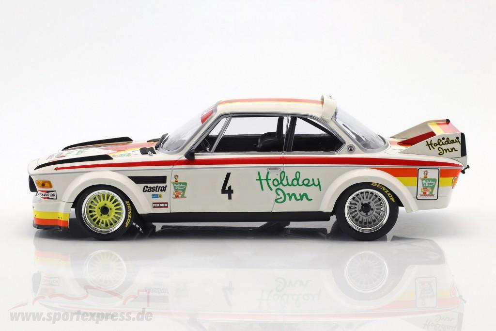 BMW 3.0 CSL #4 GP Nürburgring 1976 Corbisier, Joosen, Berndtson