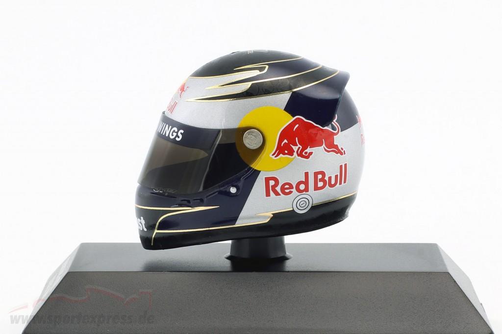 S. Vettel Red Bull GP Suzuka formula 1 2009 helmet