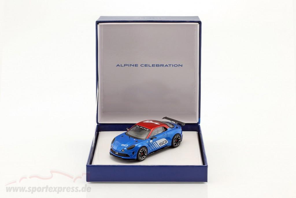 Alpine A60 Celebration Dieppe