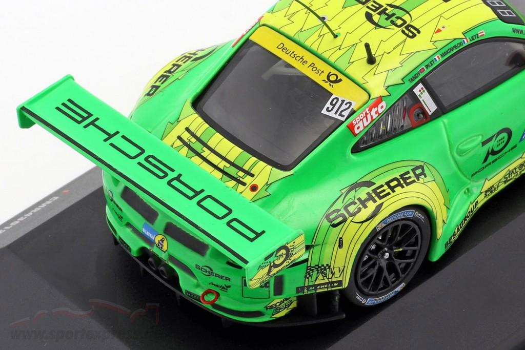 Porsche 911 (991) GT3 R #912 Winner 24h Nürburgring 2018