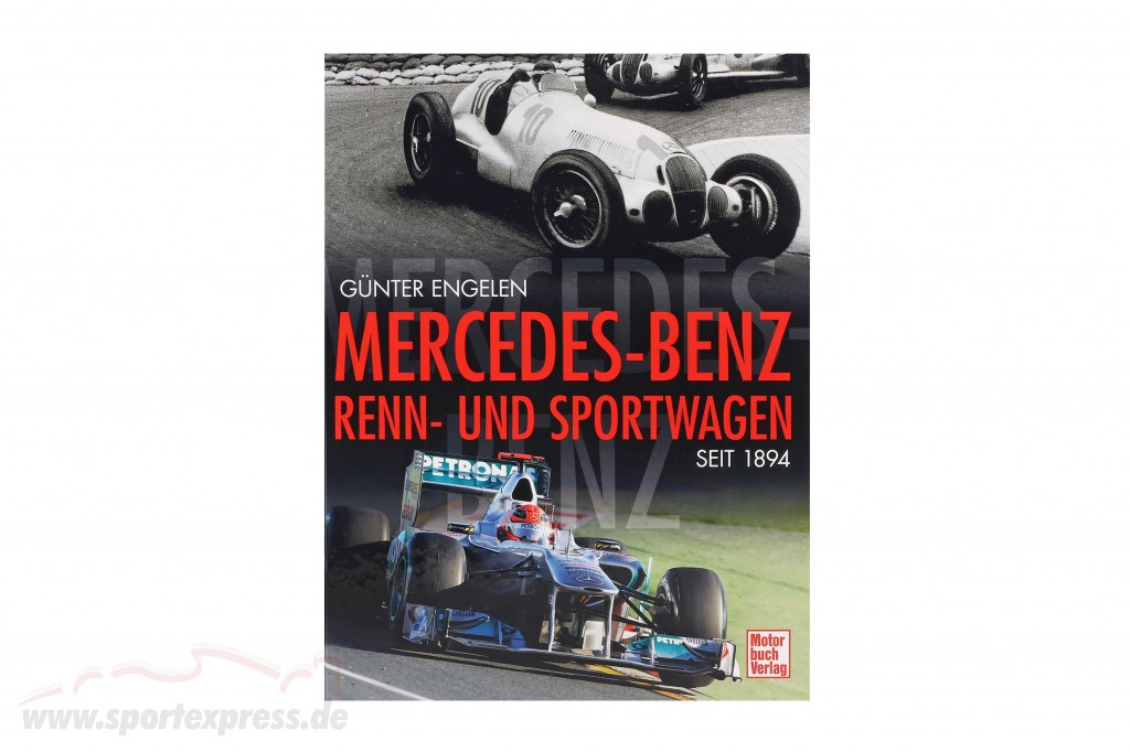 Book: Mercedes-Benz Racing and Sport car since 1894 of Günter Engelen