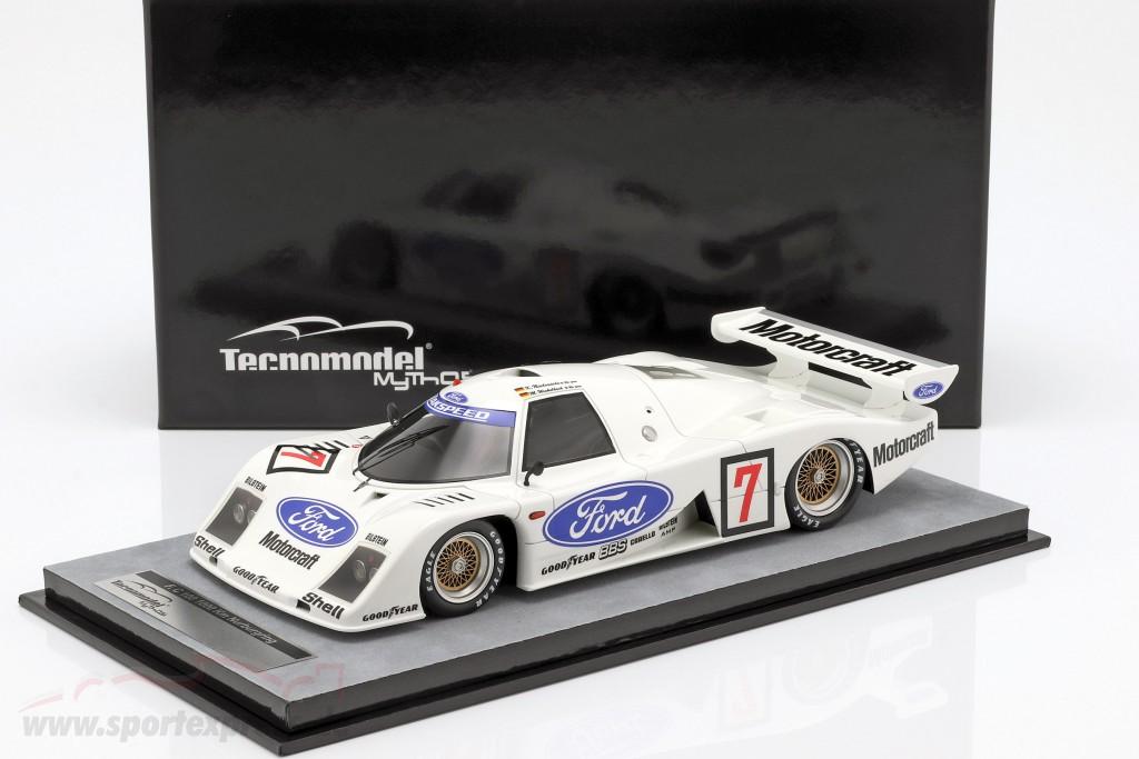 Ford C100 #7 1000km Nürburgring 1982 Winkelhock, Ludwig