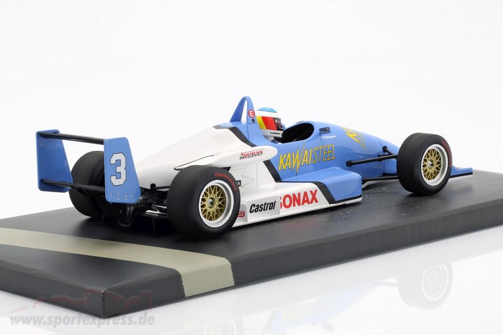 Michael Schumacher Reynard F903 #3 Winner Macau GP formula 3 1990