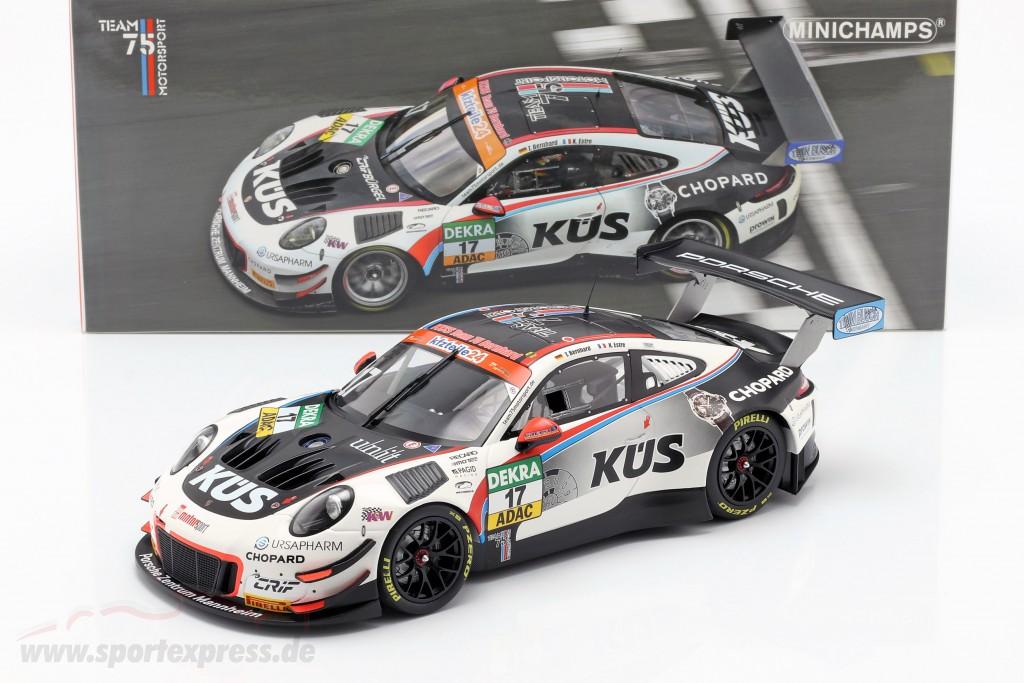Porsche 911 (991) GT3 R #17 GT Masters 2018 KÜS Team 75 Bernhard
