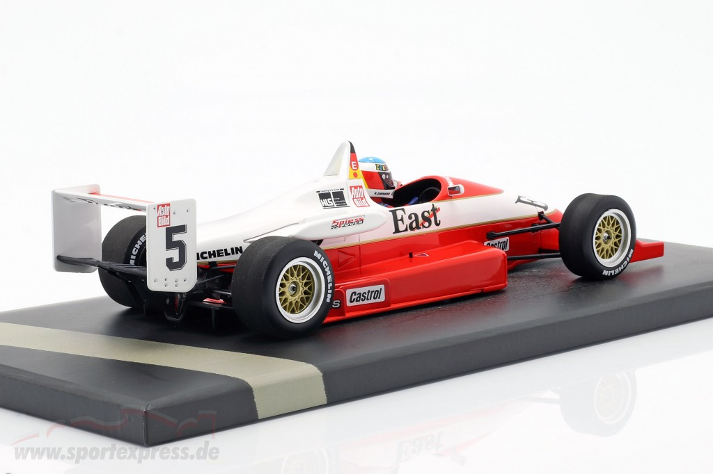 Michael Schumacher Reynard F903 #5 German F3 champion 1990