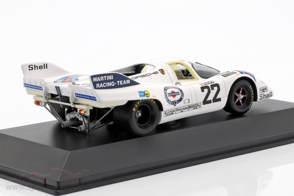 Porsche 917 K #22 Winner 24h LeMans 1971 Marko, Lennep