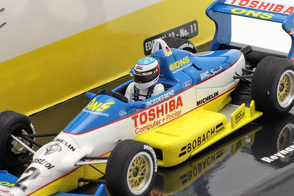 Michael Schumacher Reynard F893 #2 German F3 Championship 1989