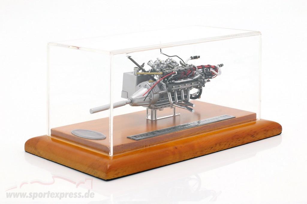 Maserati Tipo 61 Birdcage Motor Aggregat Baujahr 1960 + Vitrine