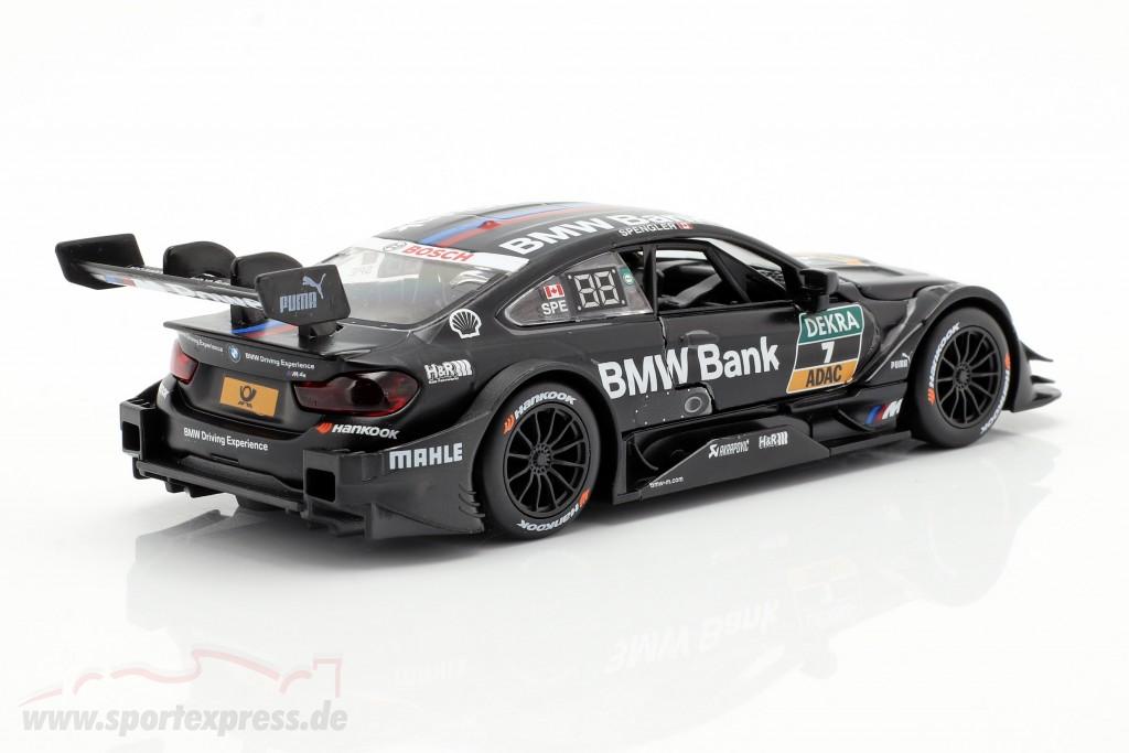 BMW M4 DTM #7 DTM 2017 Bruno Spengler