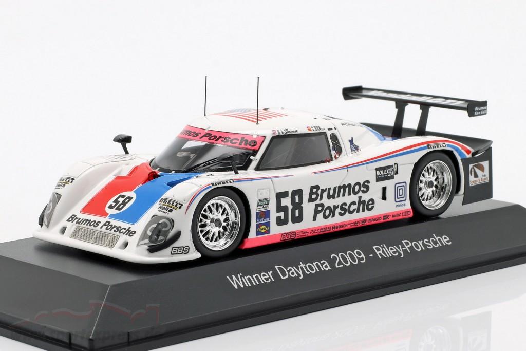 Riley-Porsche #58 Winner 24h Daytona 2009 Brumos Racing