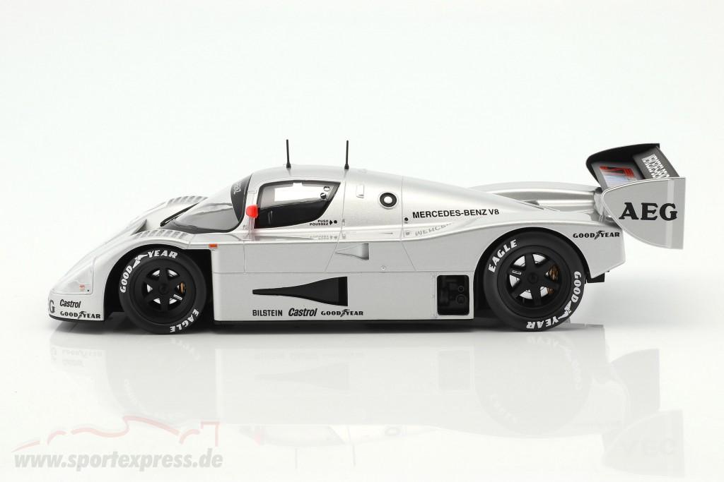Sauber-Mercedes C9 #2 Junior test Schumacher, Wendlinger, Frentzen