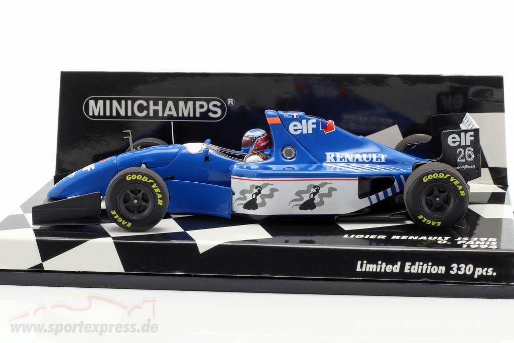 Olivier Panis Ligier JS39B #26 formula 1 1994
