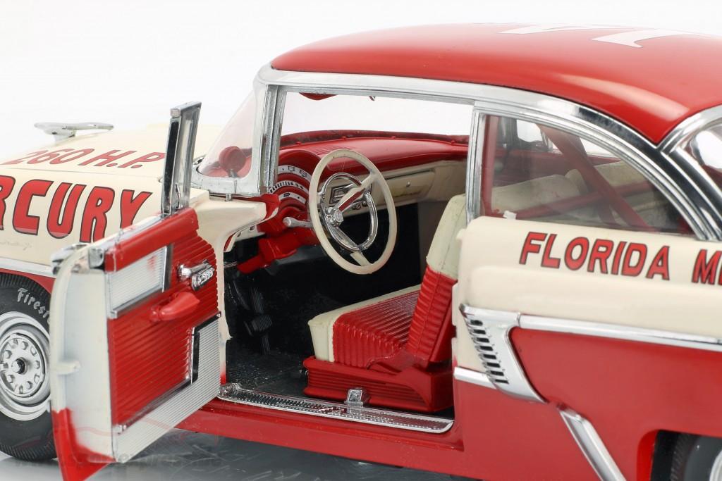 Billy Myers Mercury Montclair Hardtop #14 Winner Palm Beach 1956  SunStar