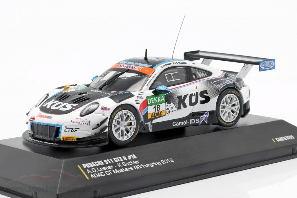 Porsche 911 GT3 R #18 GT Masters Nürburgring 2018 KÜS TEAM75 Bernhard