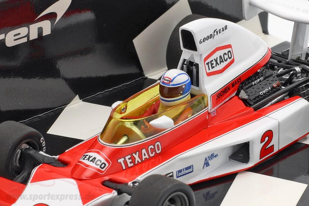 Jochen Mass McLaren M23 #2 Formel 1 1975