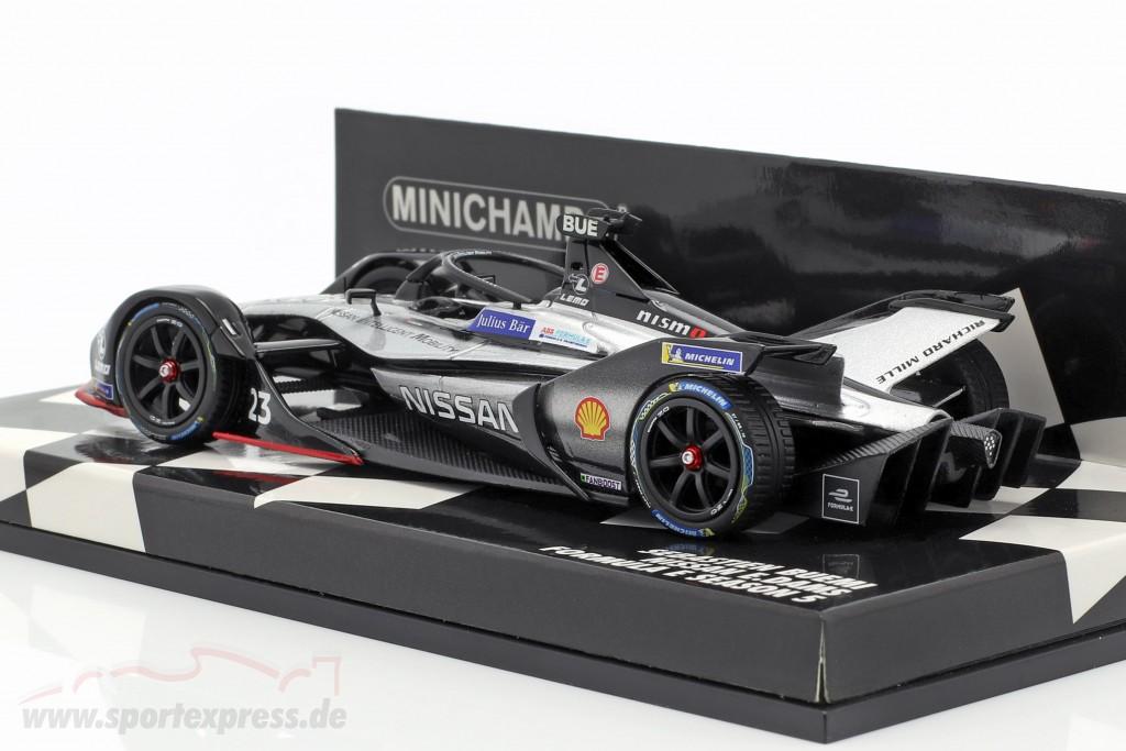 Sebastien Buemi Nissan IM01 #23 Formel E Saison 5 2018/19