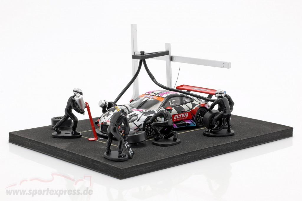 Iron Force Advent Calendar: Porsche 911 (991) GT3 R #69 Iron Force