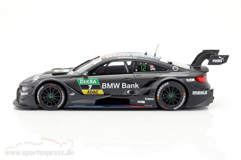 BMW M4 DTM #7 DTM 2018 Bruno Spengler