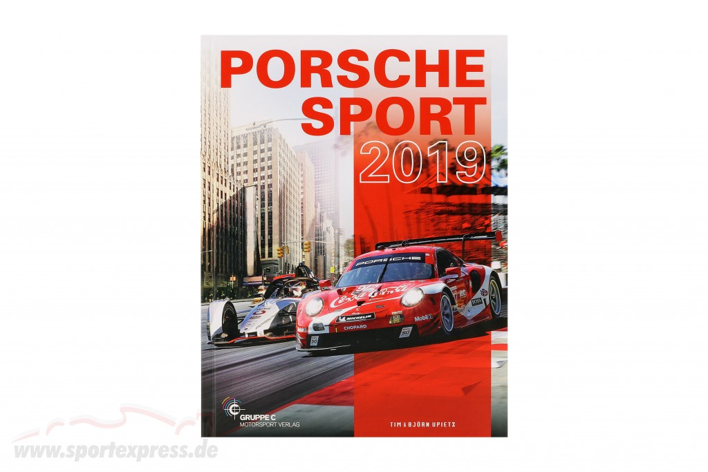 Book: Porsche Sport 2019 by Tim Upietz ()