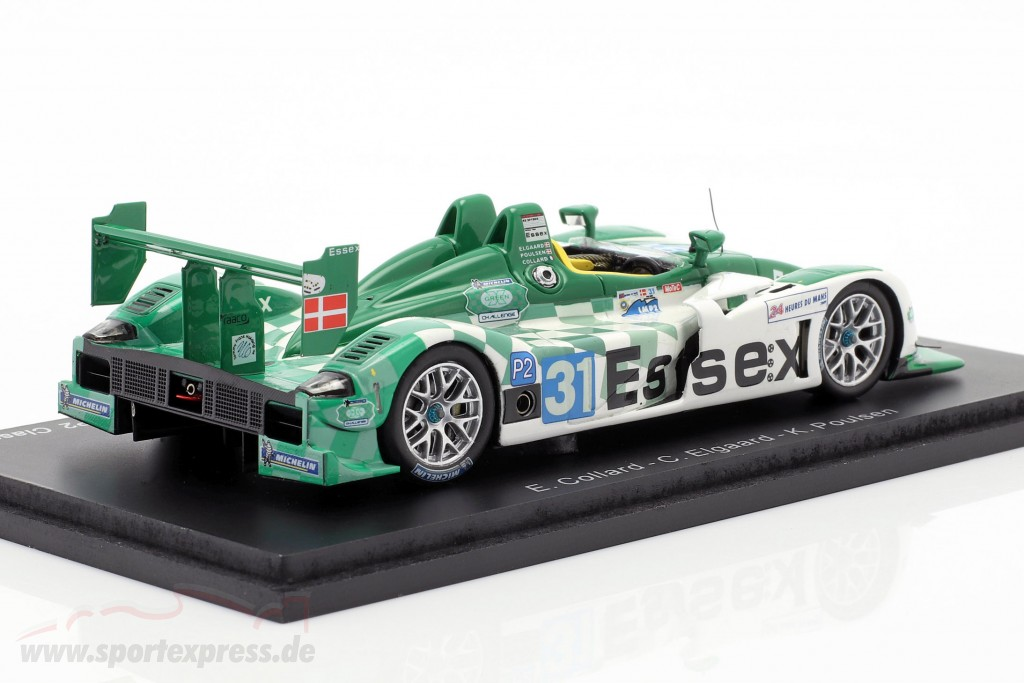 Porsche RS Spyder Evo #31 Winner LMP2 Class 24h LeMans 2009