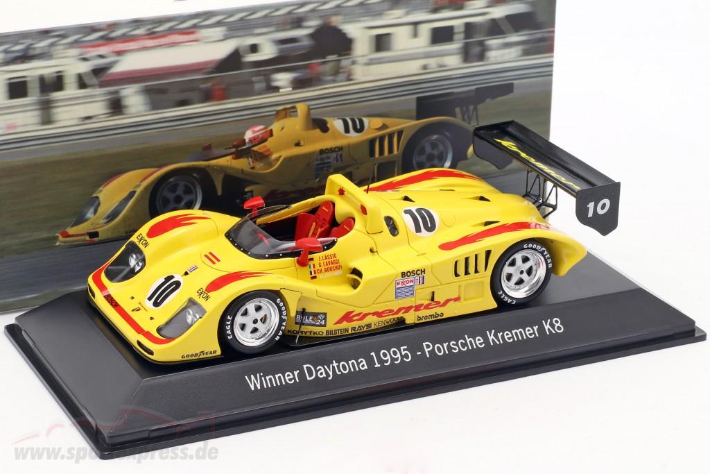 Porsche Kremer K8 #10 Winner 24h Daytona 1995 Kremer Racing