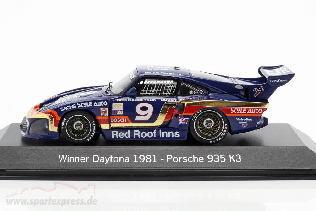 Porsche 935 K3 #9 Winner 24h Daytona 1981 Garretson Racing
