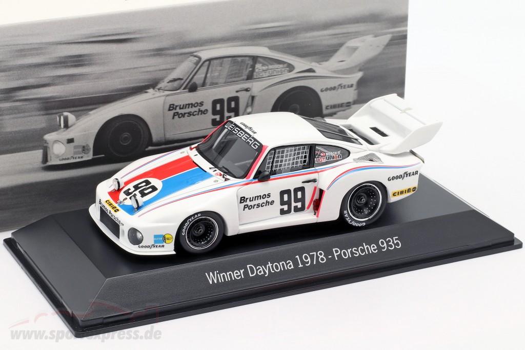 Porsche 935 #99 Winner 24h Daytona 1978 Brumos Porsche